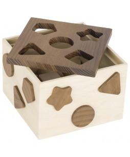 Goki lavinamoji dėžutė Formų rūšiuoklė