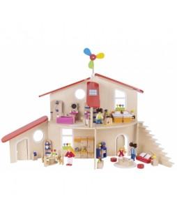 Goki lėlių namas