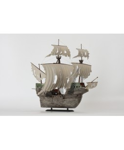 Zvezda modelis Flying Dutchman (Ghost Ship) 1/100