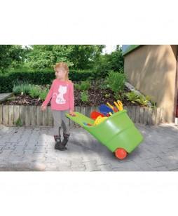Karutis – talpykla smėlio žaislams ir kt