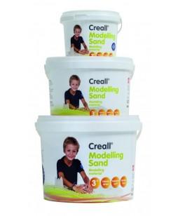 Creall kinetinis modeliavimo smėlis 2500g