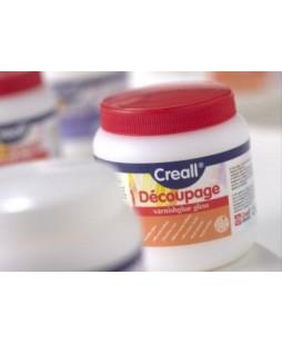 Creall Découpage dekupažui skirti lakas-klijai