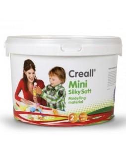 Creall Mini Silky Soft minkštas modeliavimo molis 1350g