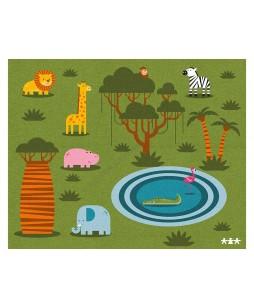 Kilimas Džiunglės