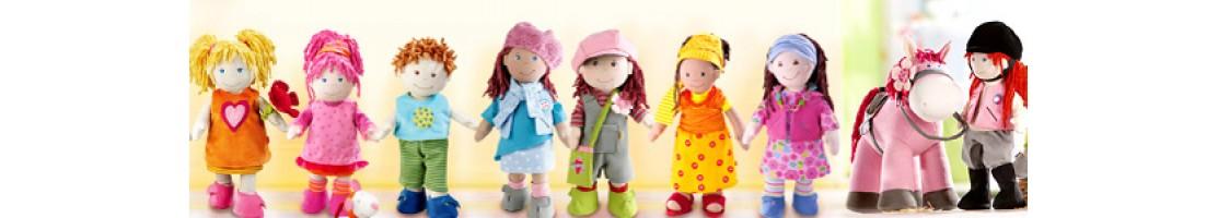 Lėlės ir minkšti žaislai